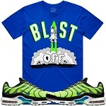 BLAST OFF - Royal w/ Lime