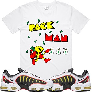 PACK MAN - White