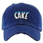 Dad Hat CAKE - Navy