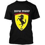 HORSE POWER - Black
