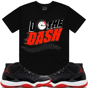 Do The DASH - Black w/ Red