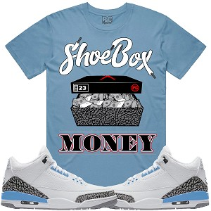 SHOEBOX MONEY - Carolina