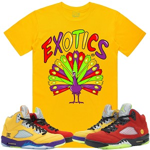 EXOTICS - Golden Yellow