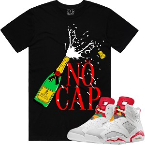NO CAP - Black