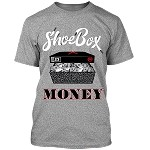 SHOEBOX MONEY (Cement) - Gray