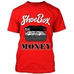 SHOEBOX MONEY (Cement) - Red