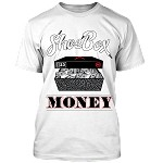SHOEBOX MONEY (Cement) - White