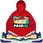 Pullover PAID IN FULL - Red
