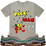 PACK MAN - Light Gray