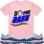 Do The DASH - Pink w/ Royal