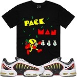 PACK MAN - Black