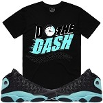 Do The DASH - Black w/ Mint
