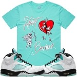 HEART BREAKER - Mint w/ Silver
