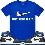 KIL SWOOSH - Royal Blue