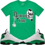 DEMON TIME - Green