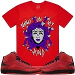 MEDUSA - Red w/ Purple