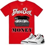 SHOEBOX MONEY - Red