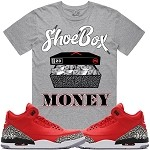 SHOEBOX MONEY - Gray