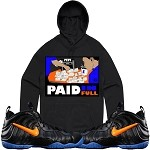 Pullover PAID IN FULL - Black