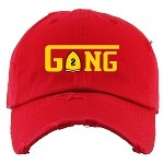 Dad Hat GANG - Red