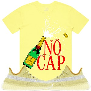 NO CAP - Lemon Yellow